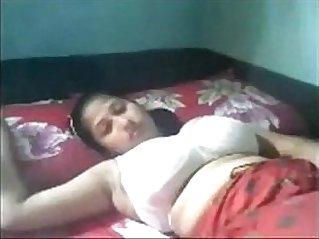Desi Bangladeshi huge boobs girl fucked and enjoyed by cousin