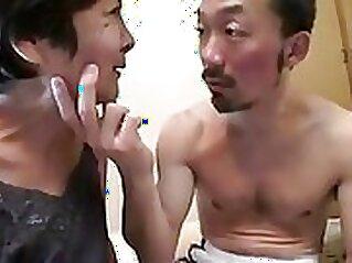 Aikishima Tera Ai Keisaka - Japanese granny