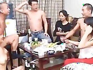 Chinese Girlfriend Sucking Dick And Fucking