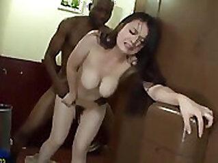 Appetizing Japanese hooker expresses all her wetness for the bbc