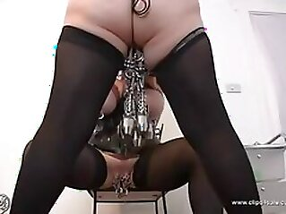 Slave with my friend